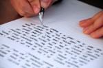 melhore a caligrafia
