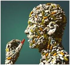 Psiquiatria, o remédio é a solução.