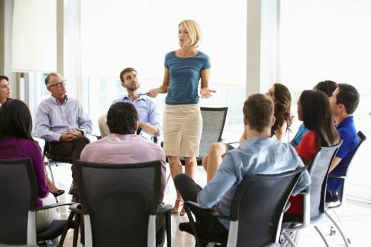 Treinamento Empresarial, Cursos In Company